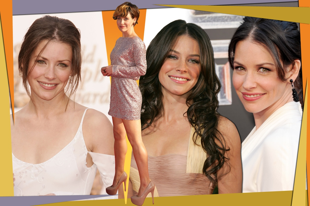 Evangeline Lilly: i migliori beauty look dall'eyeliner al make up nude
