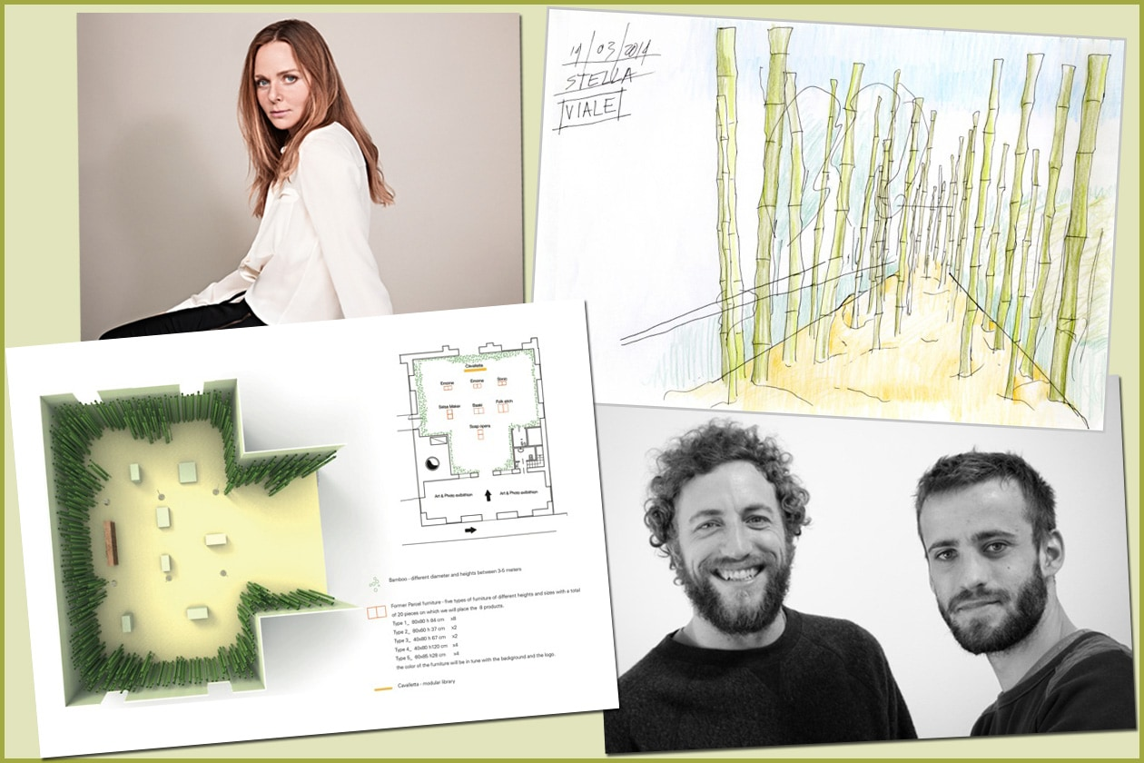 Stella McCartney e Former: il Salone del Mobile è eco-compatibile