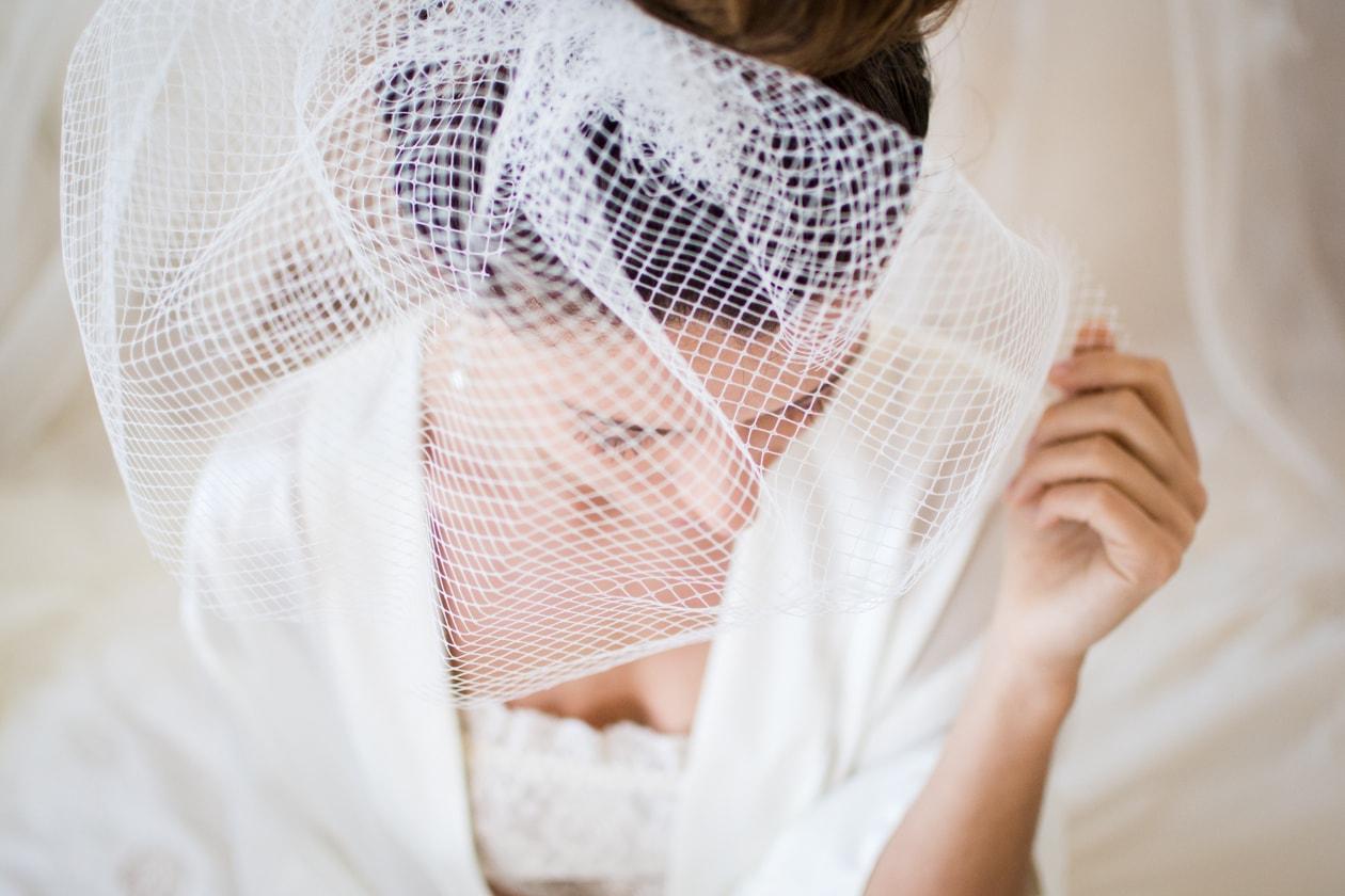 La lingerie per la sposa
