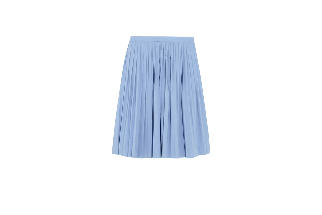 Fashion Get the Look Elle Fanning jcrew skirt