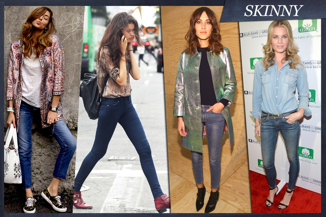 15 skinny collage