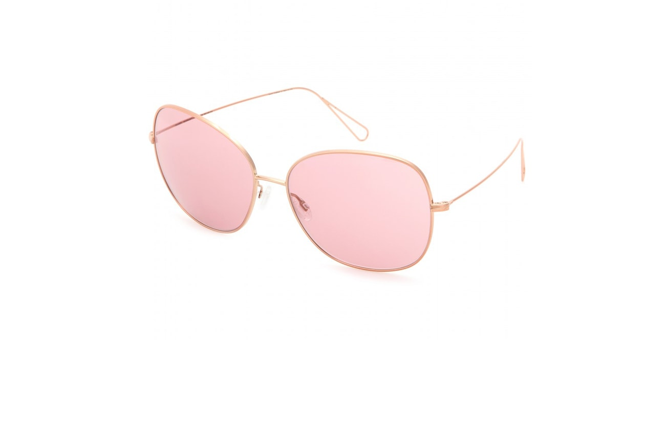 isabel marant Daria oversized square frame sunglasses net