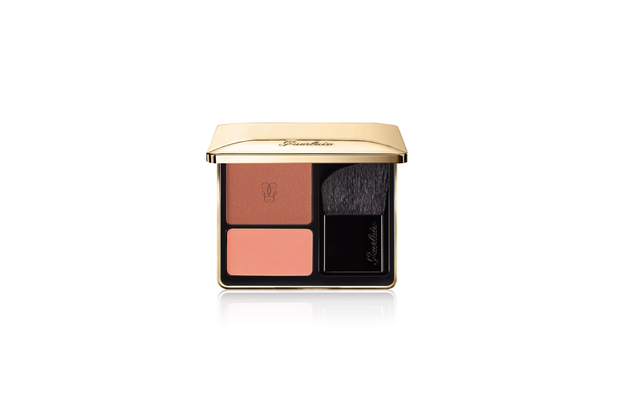 guerlain duo de blush golden high