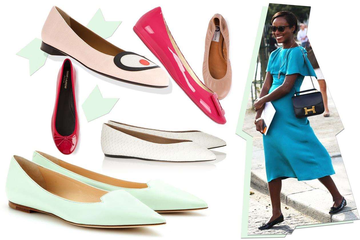 Fashion Che scarpe metto Ballerine