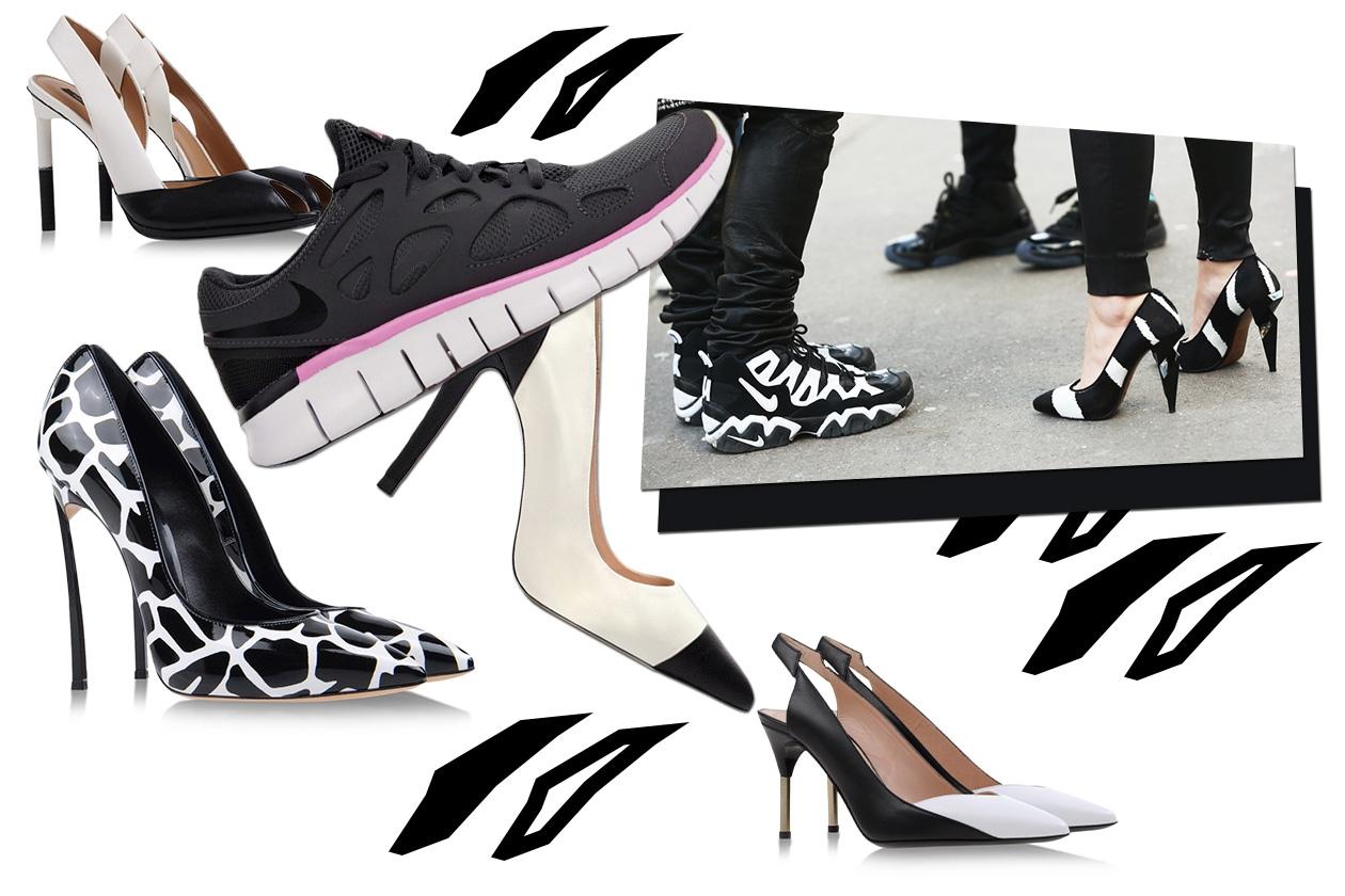 Fashion Che scarpe metto BW