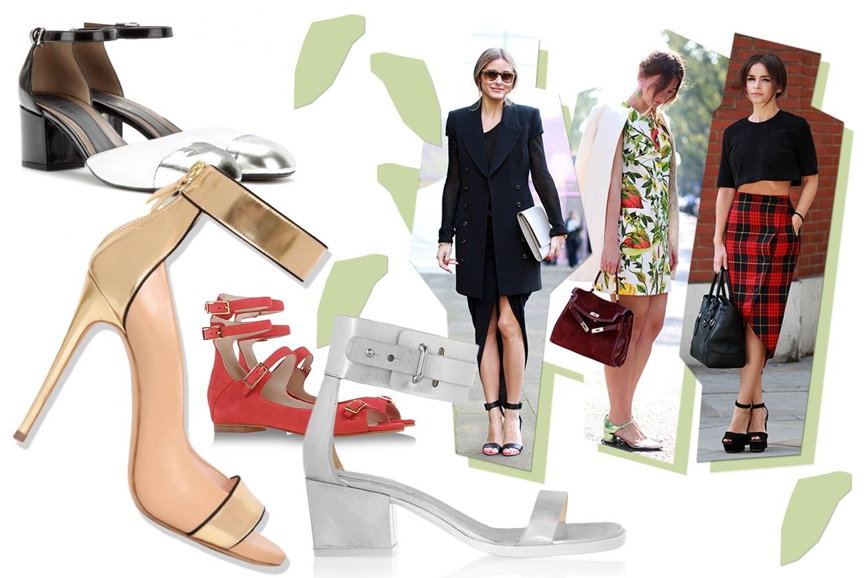 Fashion Che scarpe metto Cinturino