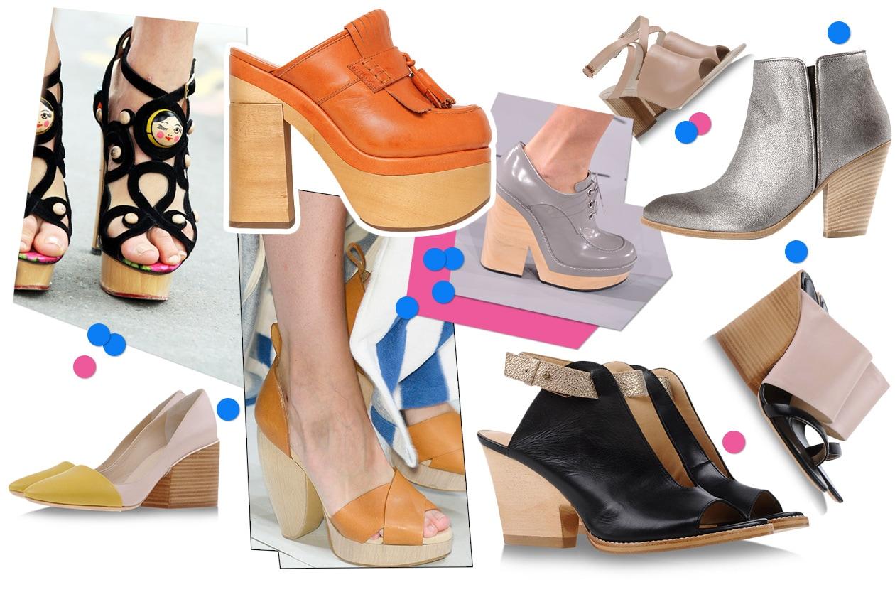 Fashion Che scarpe metto Wood