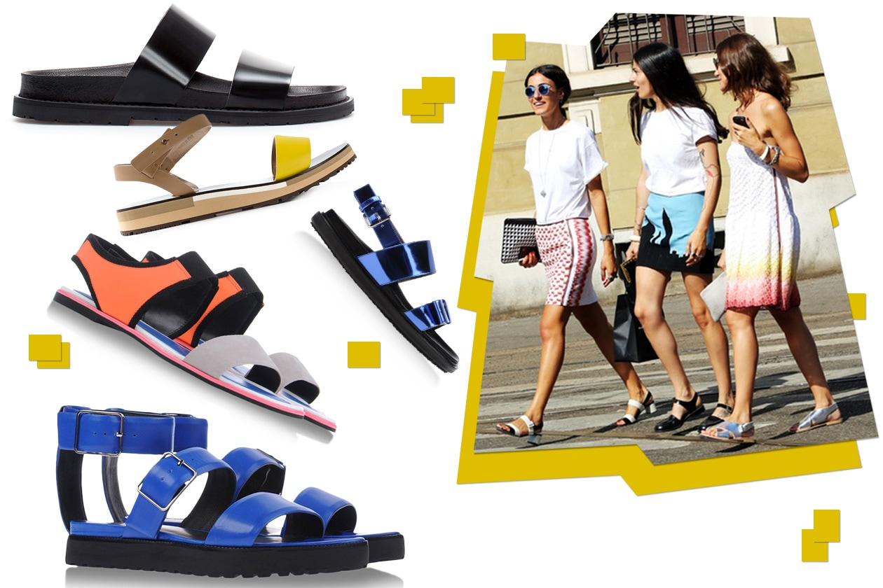 Fashion Che scarpe metto Sporty Sandal