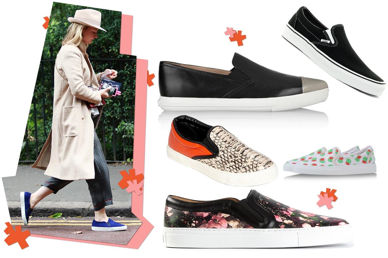 Fashion Che scarpe metto Slip on