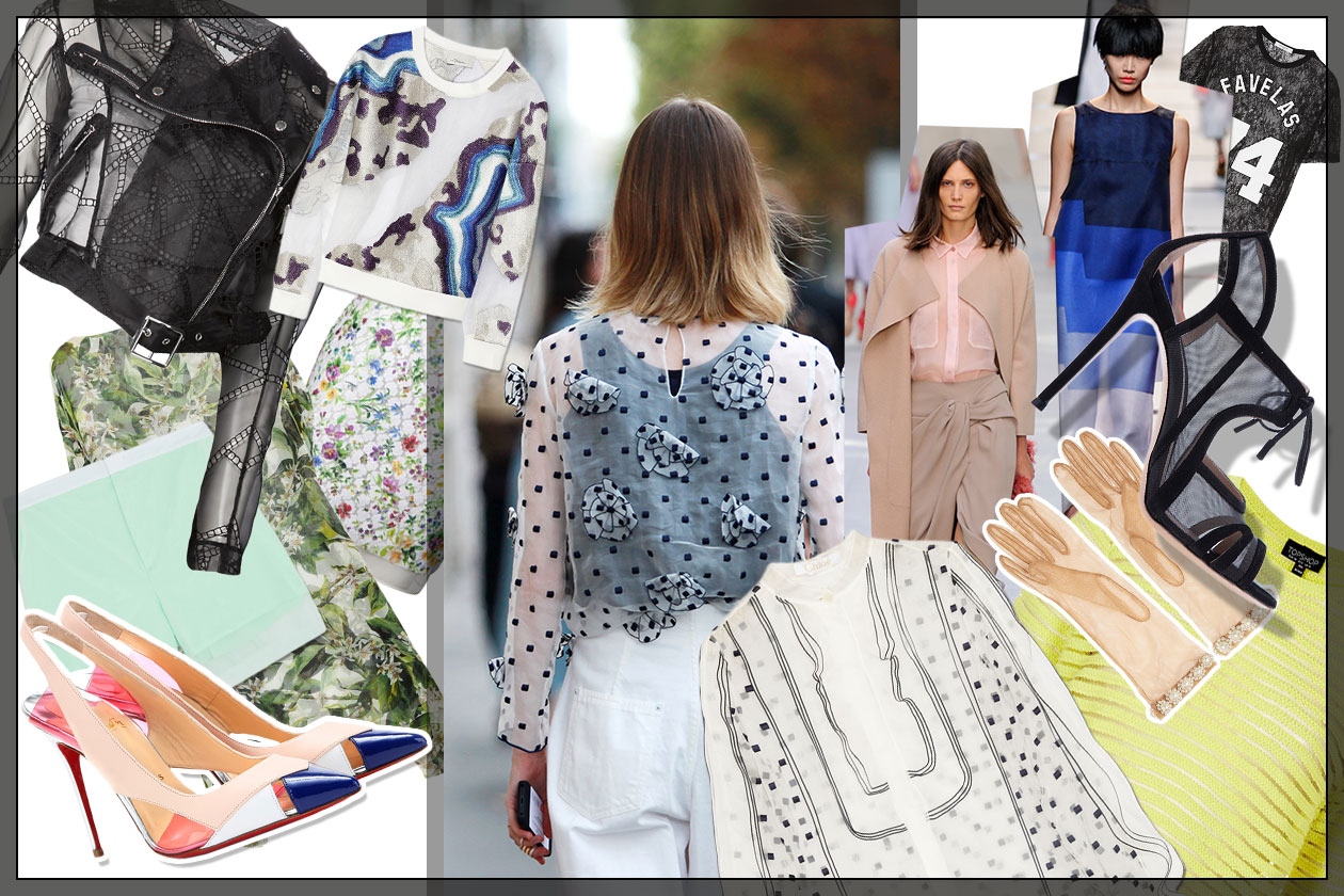 FASHION Top List See Through 00 Cover collage
