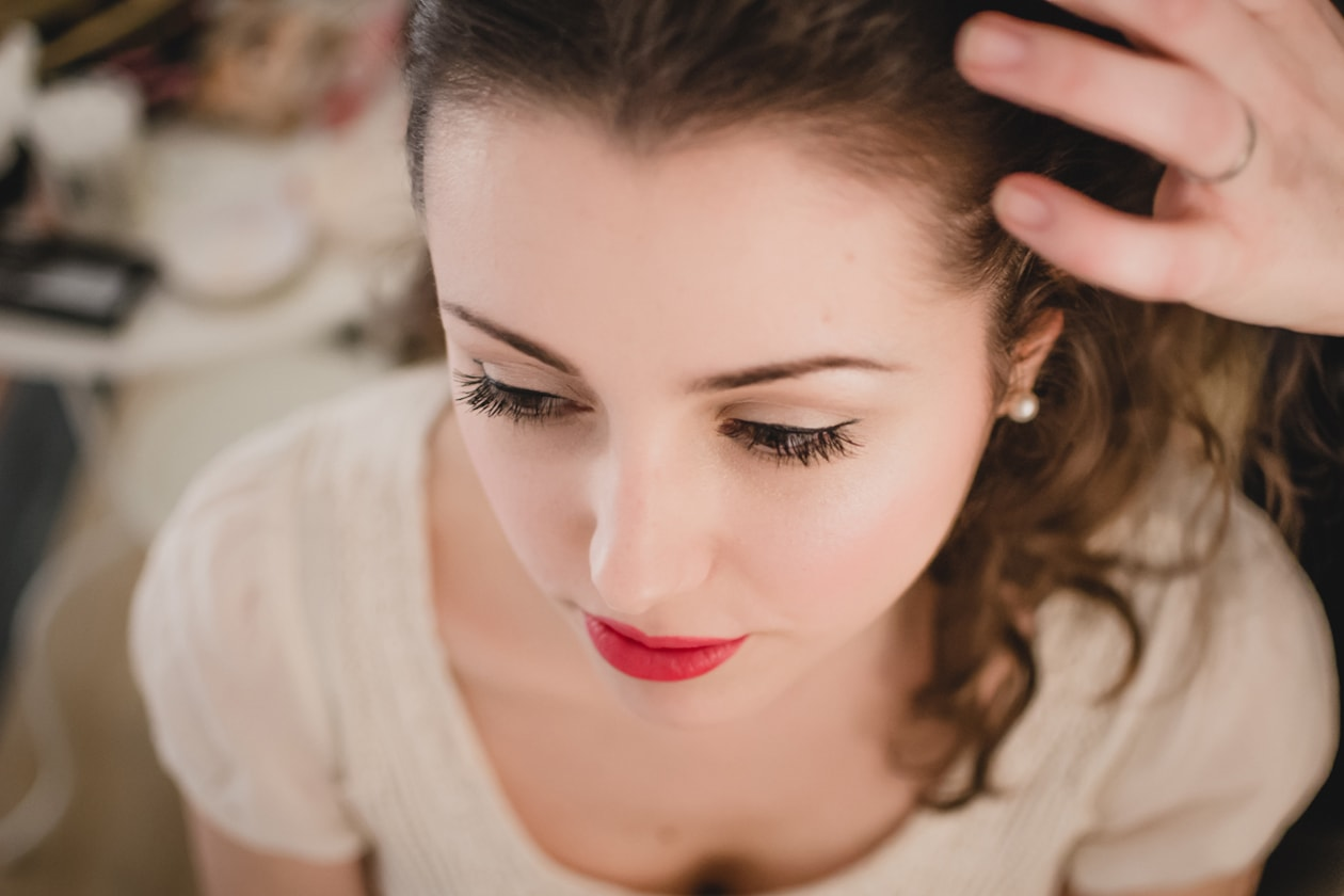 wedding hair makeup 5