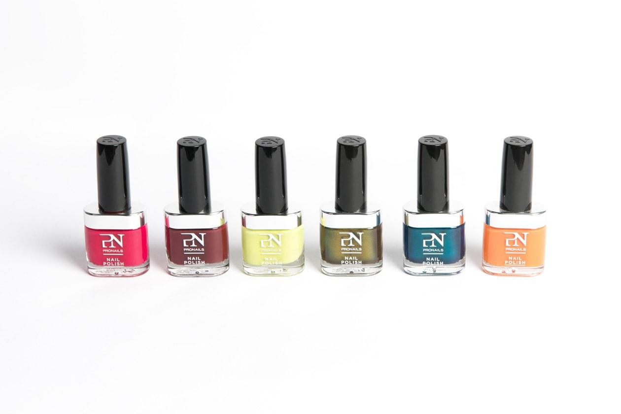 10 Jungle Jewels Nail Polish colours 3