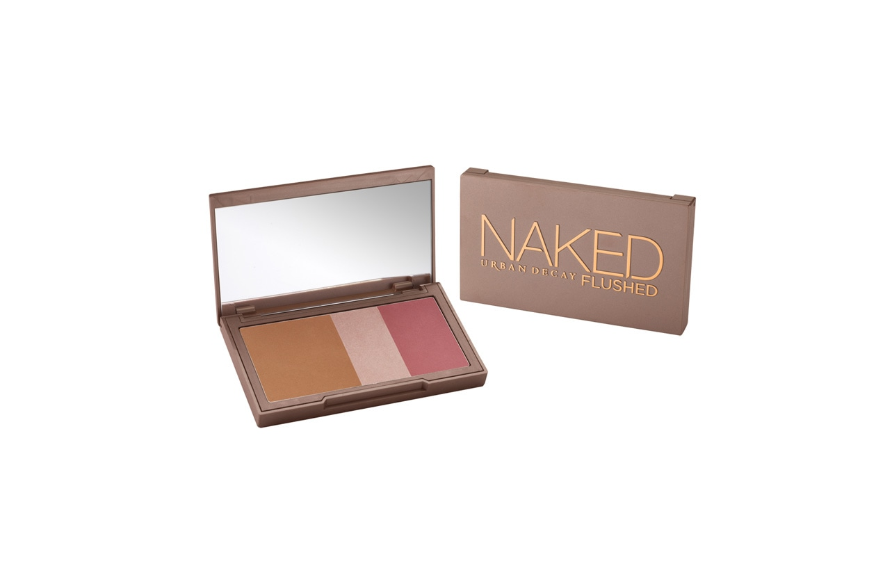 10 Urban Decay Naked Flushed Palette