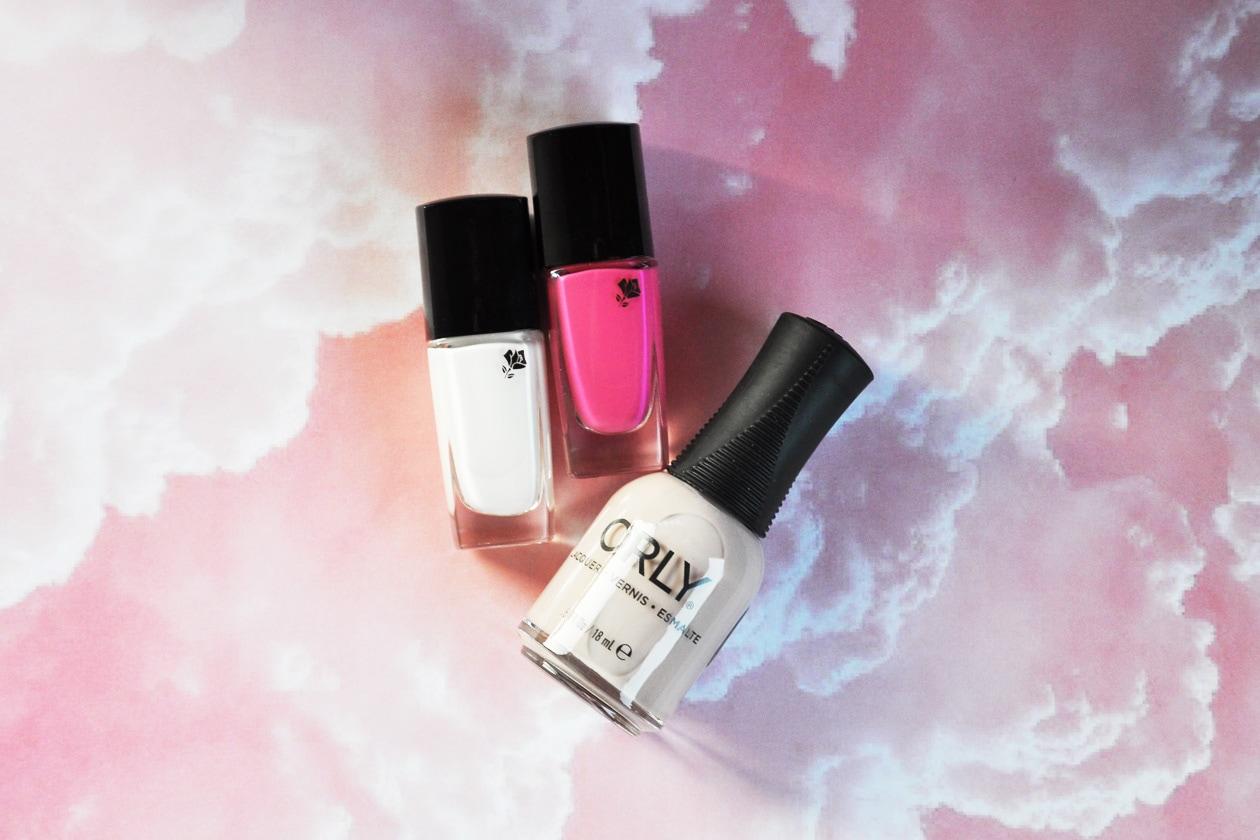 2. Pretty in Pink – smalti