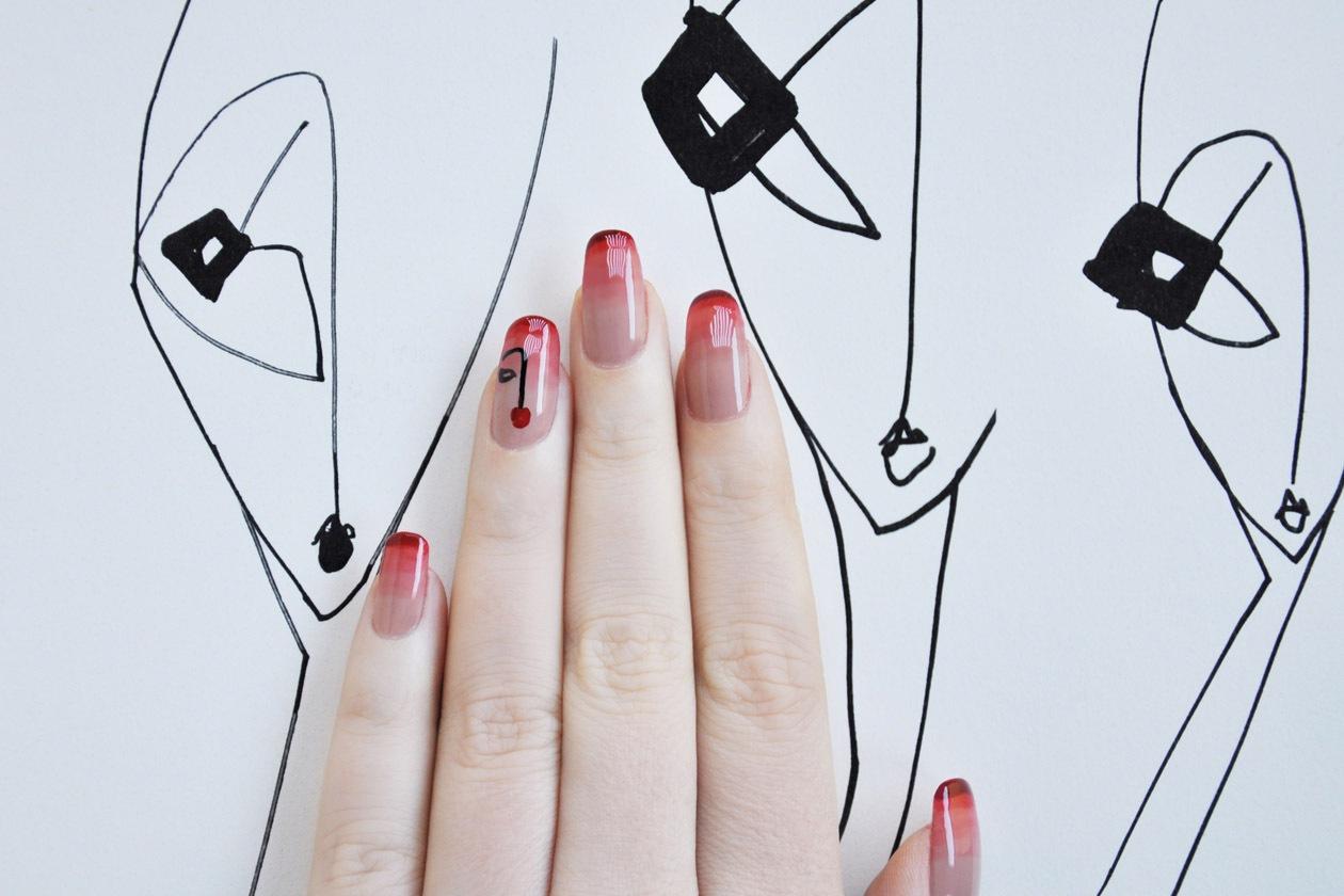 5. Neo Figurativo – manicure