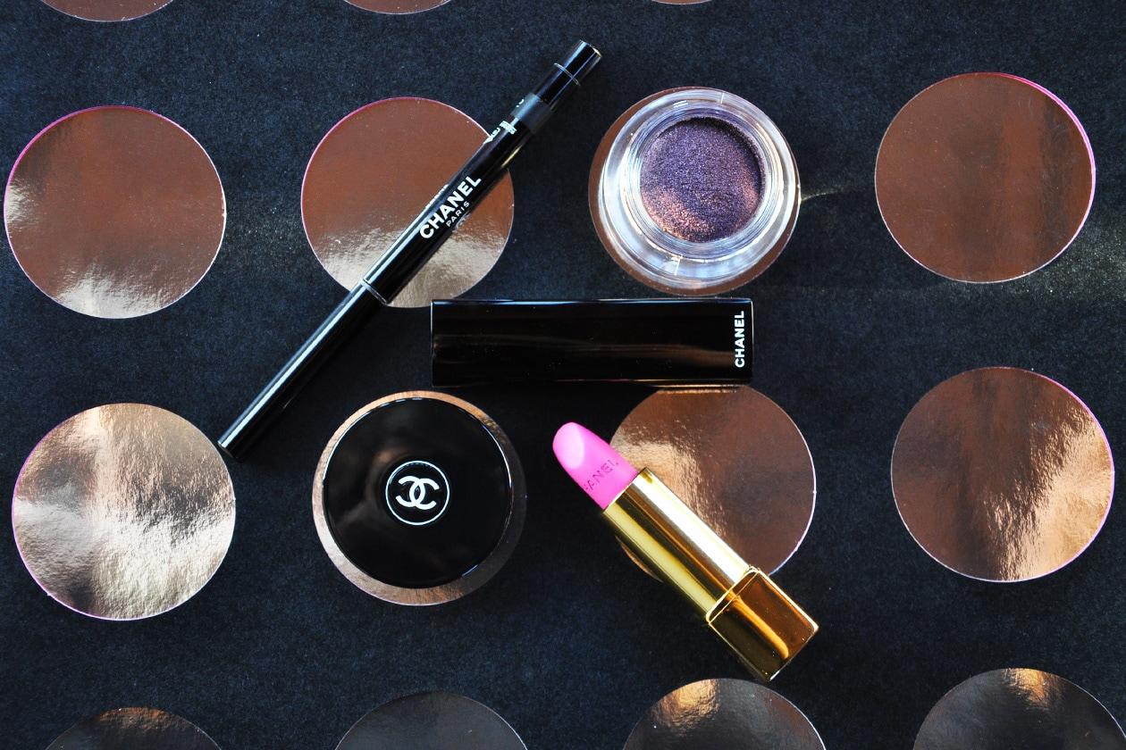 6. Disco Glam – beauty inspiration