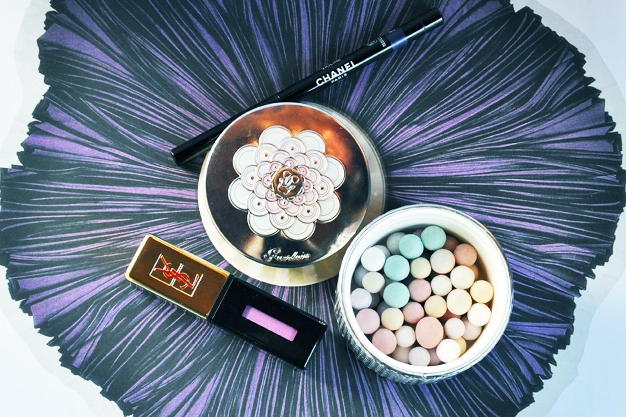 8. Fluffy Polka Dot – beauty inspiration