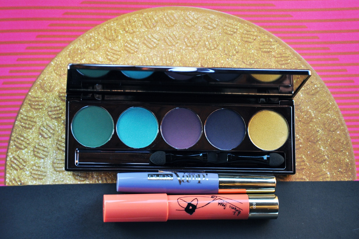 9. Color Blocking – beauty inspiration