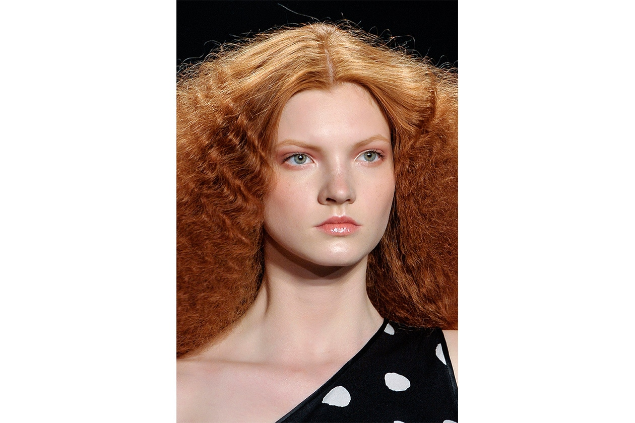 BEAUTY Capelli a tutto volume Reem Acra bty W S14 N 002