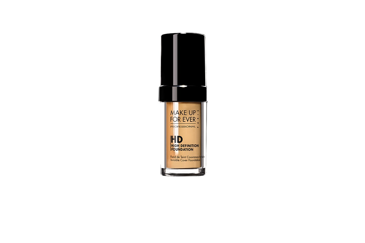 BEAUTY Daria Werbowy make up for ever hd foundation