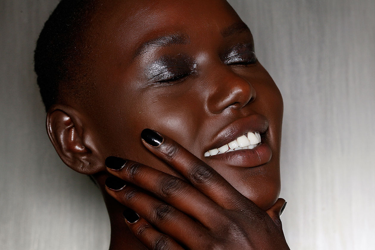 BEAUTY Dark Nails Alexandre Herchcovitch nls W S14 N 003