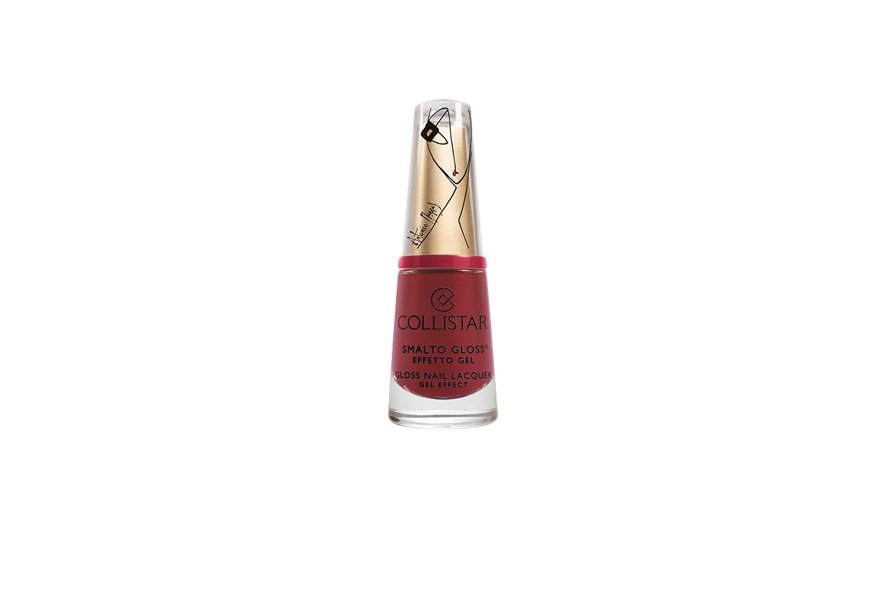 BEAUTY Dark Nails SMALTO GLOSS EFFETTO GEL 579 ROSSO MONTALCINO