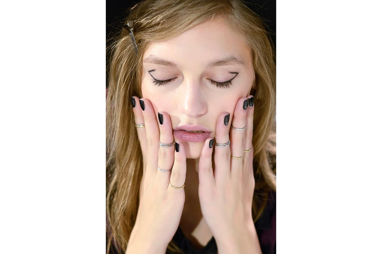 BEAUTY Dark Nails Zadig n Voltaire nls W S14 P 002