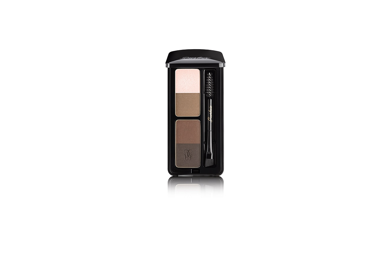 BEAUTY GLOWING NUDE MAKE UP 2014 SPRING KIT SOURCIL 130169 01 FD BLANC