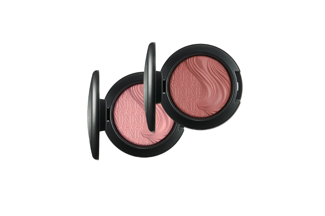 BEAUTY GLOWING NUDE MAKE UP MAC Magnetic Nude Blush