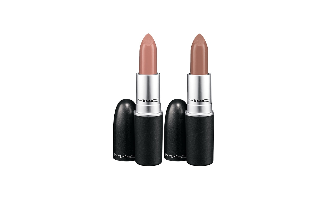 BEAUTY GLOWING NUDE MAKE UP MAC Magnetic Nude Lipstick