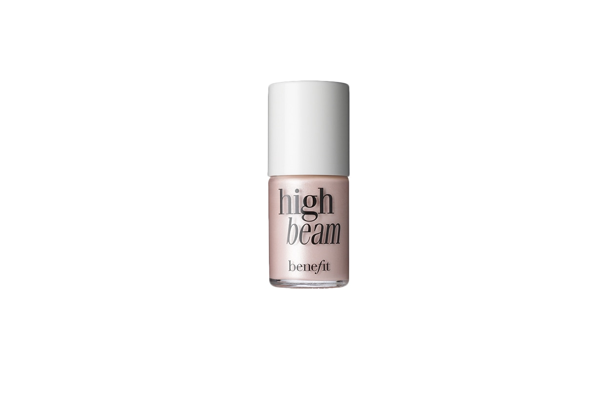 BEAUTY GLOWING NUDE MAKE UP benefit high beam