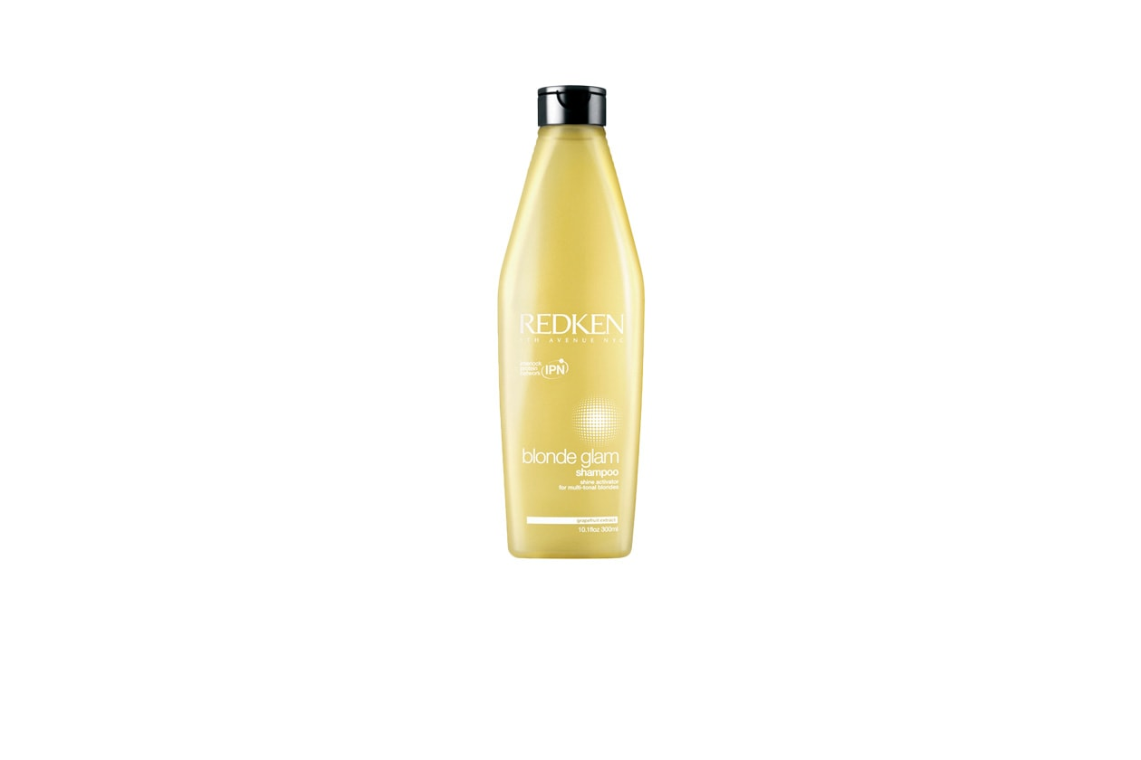 BEAUTY Star Capelli Biondi blonde glam shampoo