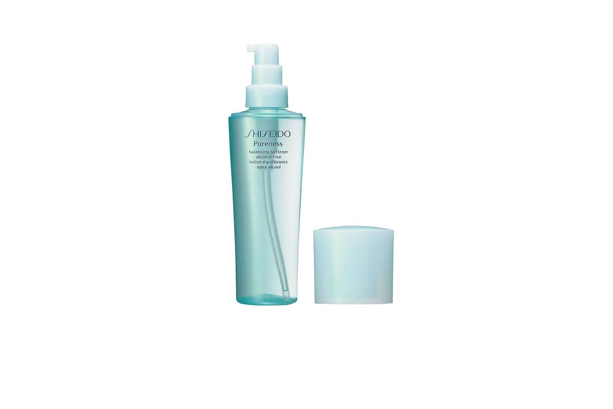 BEAUTY skincare primavera shiseido Pureness Balancing Softener