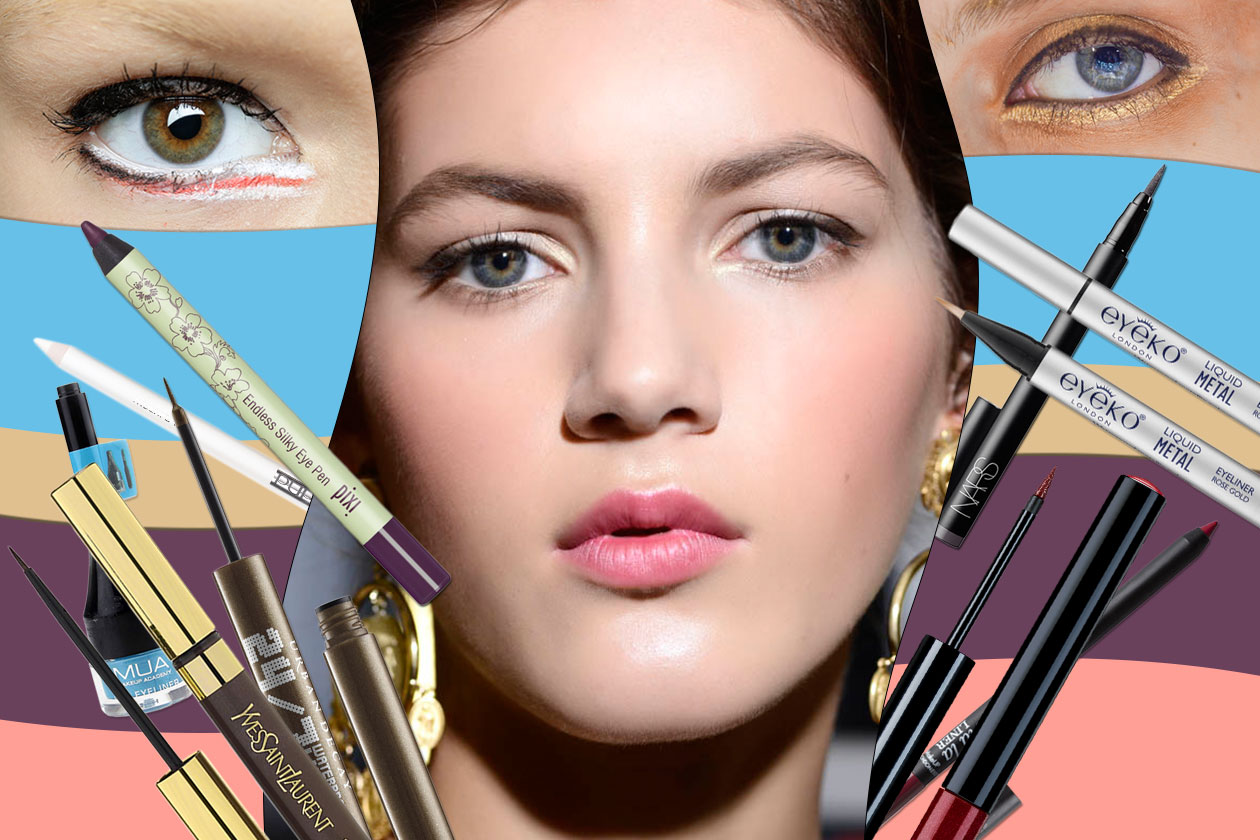 Beauty Eyeliner Colorati PE 14 00 Cover collage