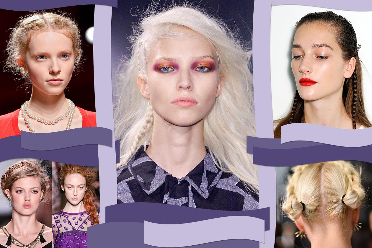 Beauty INTRECCI DI PRIMAVERA 00 Cover collage