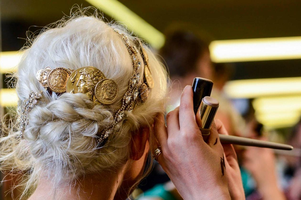 Beauty INTRECCI DI PRIMAVERA Dolce Gabbana ham W S14 M 003