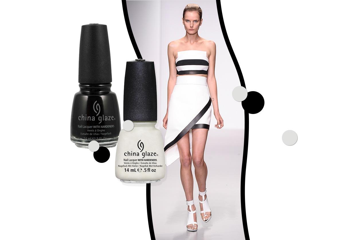 Beauty black&white David Koma
