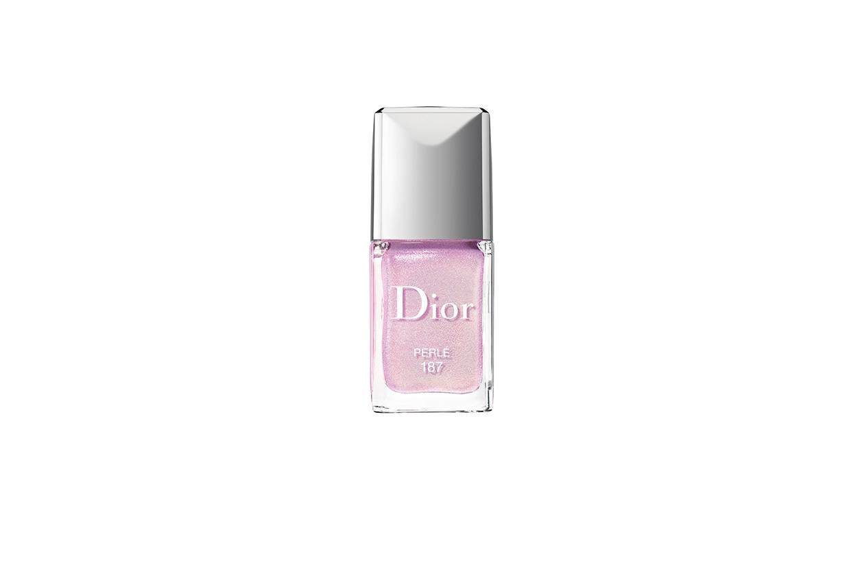 Beauty unghie effetti speciali Dior Vernis 187 Perle