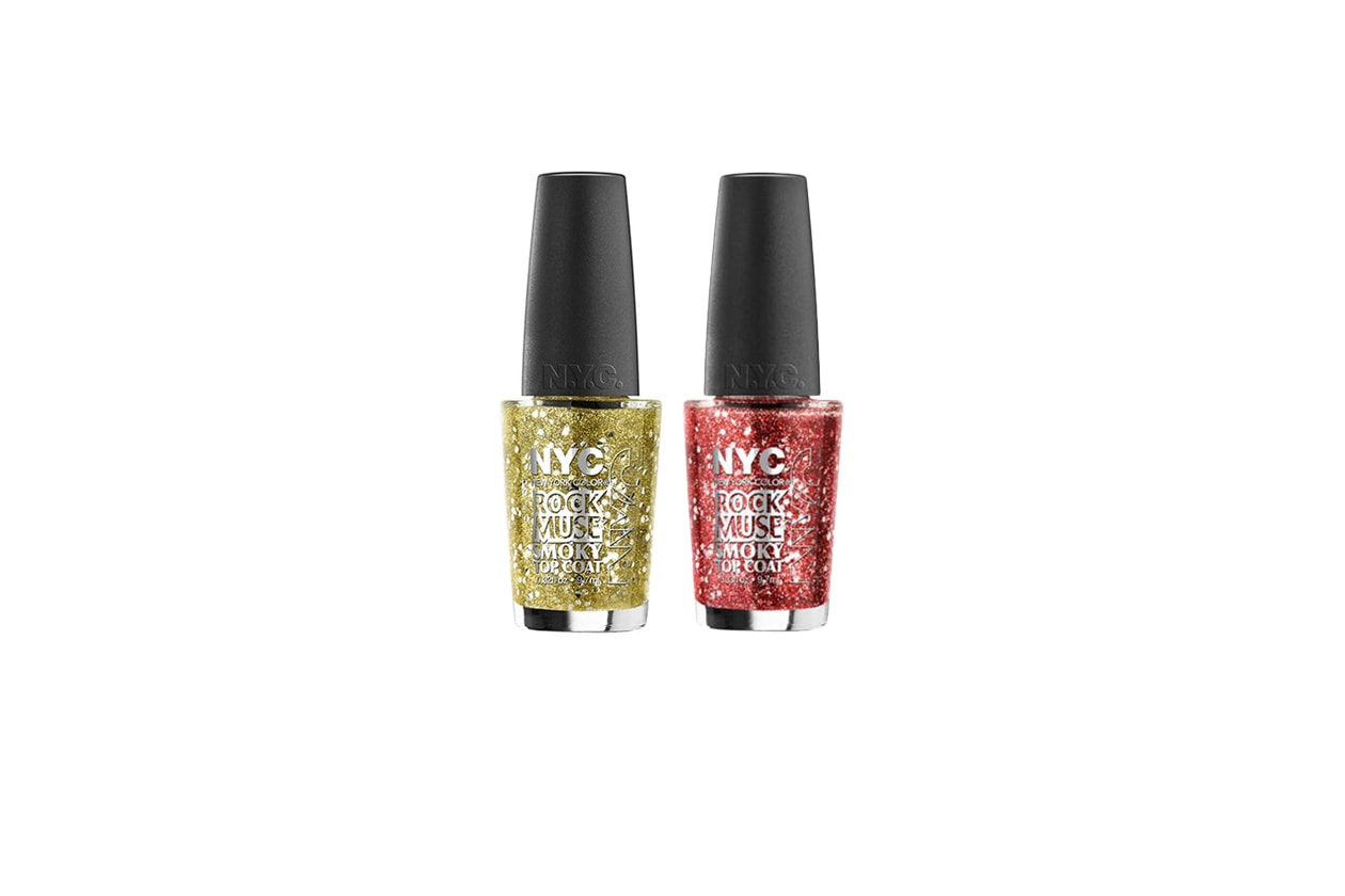 Beauty unghie effetti speciali NYC Muse Smokey Top Coat