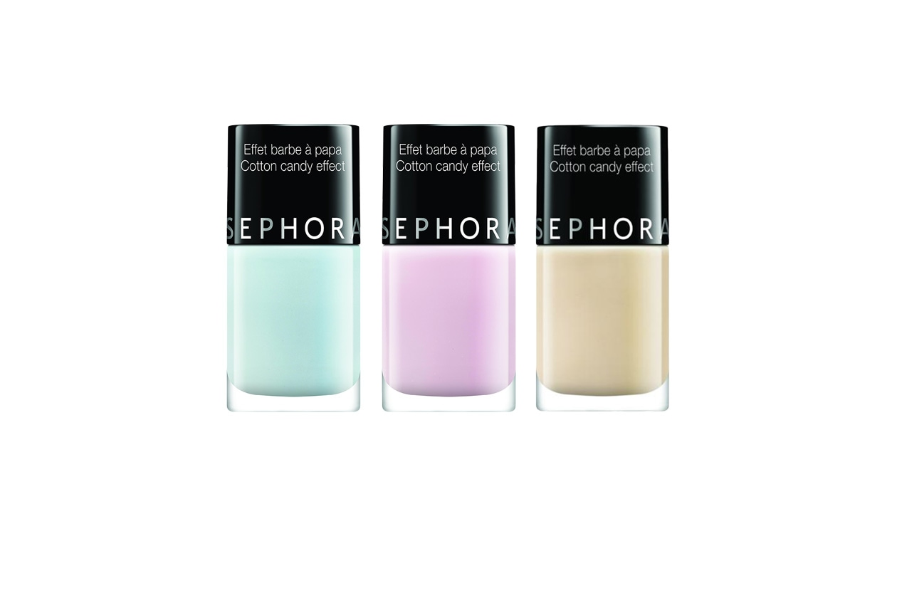 Beauty unghie effetti speciali Sephora Cotton Candy