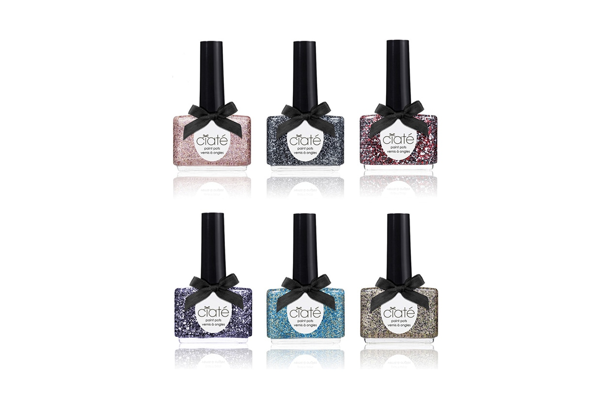 Beauty unghie effetti speciali ciate tweed collection