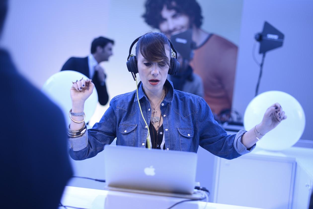DJ Paola Maugeri