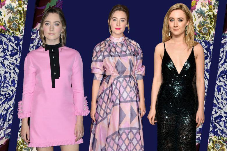 I look più belli di Saoirse Ronan