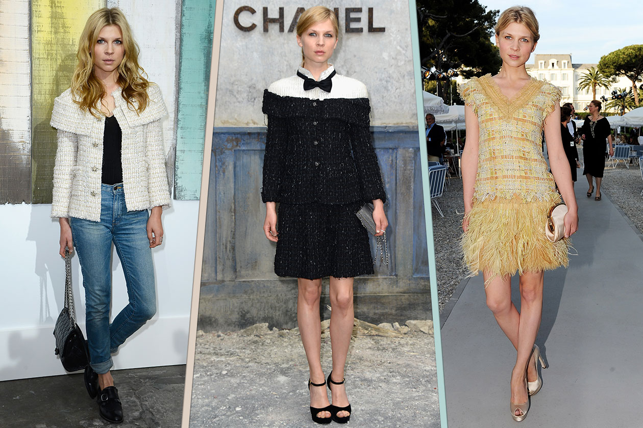 FASHION Fashion Icon Clemence Poesy 00 Cover collage