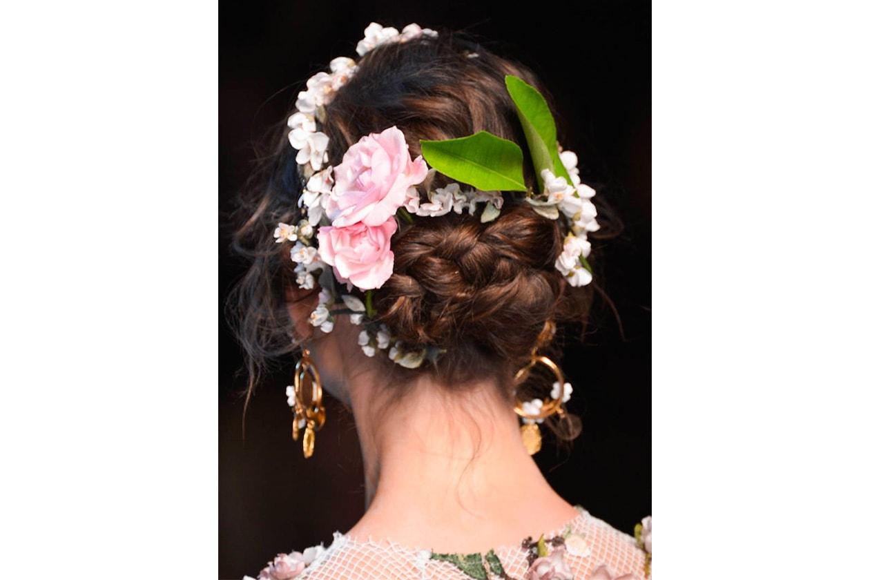 Fashion accessori per capelli sposa Dolce Gabbana hhh W S14 M 001