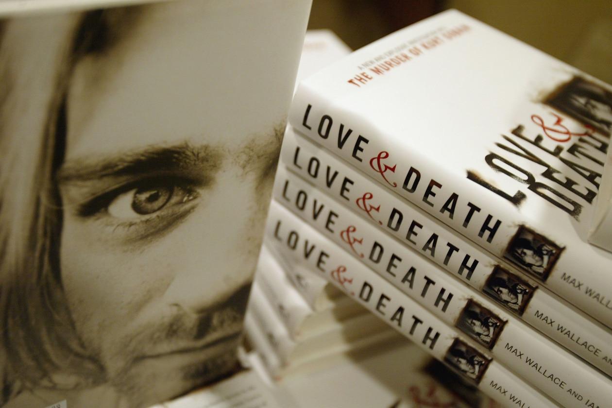 love and death libro
