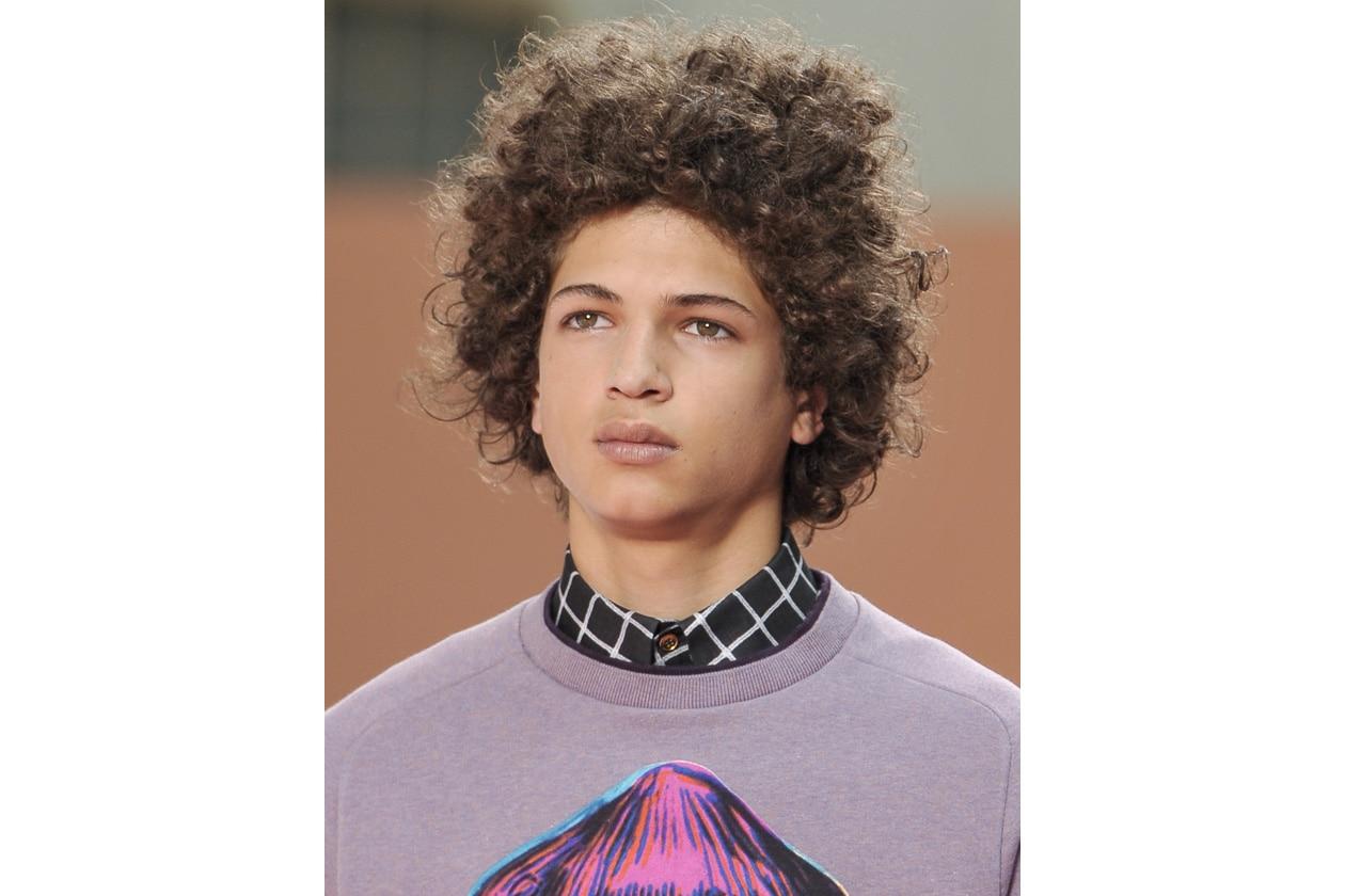 L'alternativa very curly (Paul Smith)