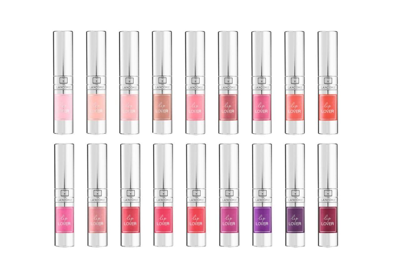 Lip Lover by Lancôme: il comfort di un balsamo, la raffinatezza del colore di un rossetto e la brillantezza di un gloss per labbra da baciare