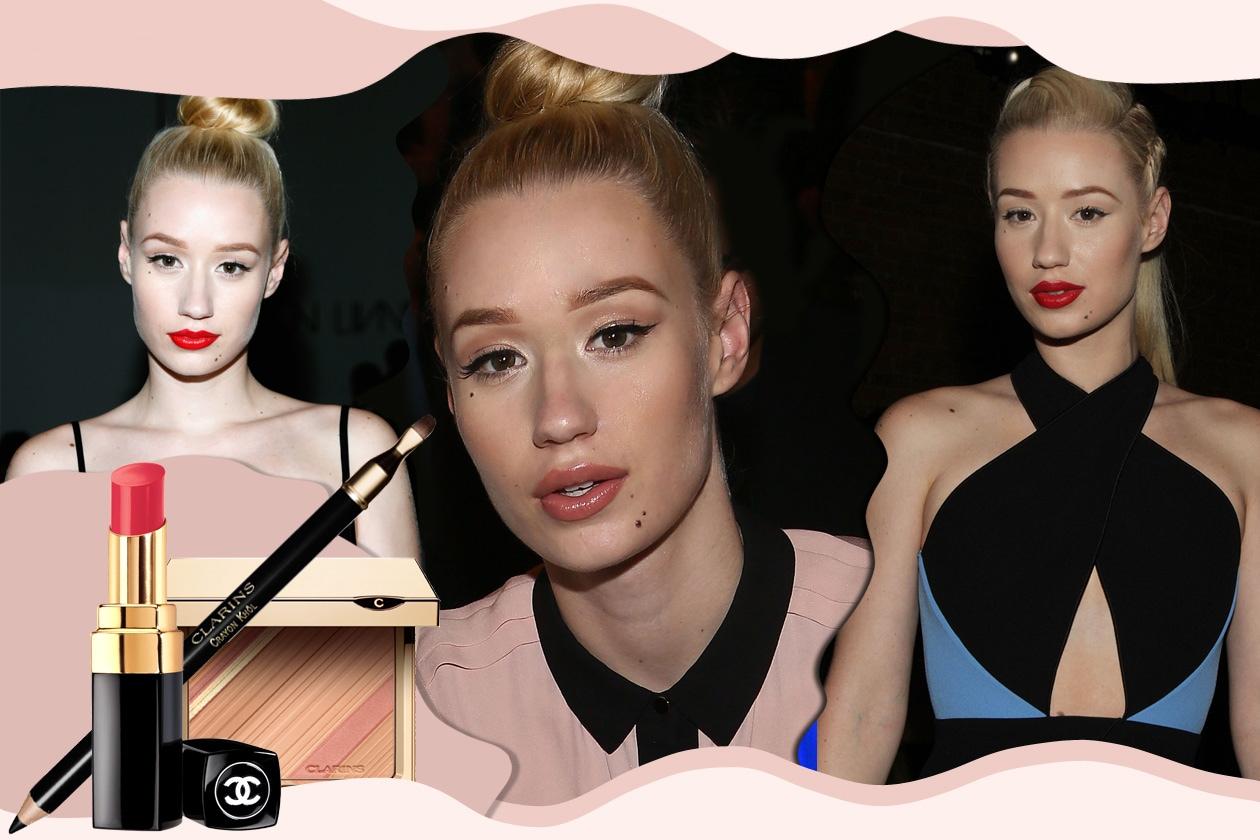 Modella e rapper, Iggy Azalea è la nuova protagonista del fashion set hollywoodiano. I suoi migliori beauty look secondo Grazia.IT