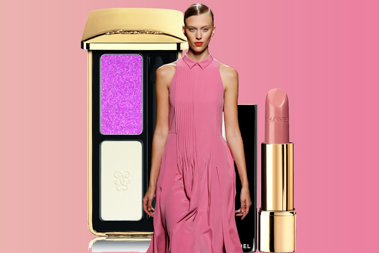 ROSA INTENSO: mood very pink (Ports 1961 – Guerlain – Chanel)